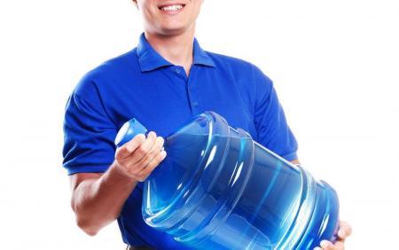 Достойная доставка воды в Санкт Петербурге